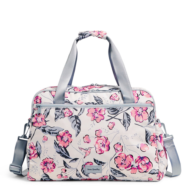 Weekender Travel Bag-Hummingbird Blooms-Image 1-Vera Bradley