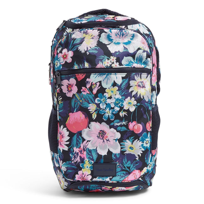 Journey Backpack-Garden Picnic-Image 1-Vera Bradley
