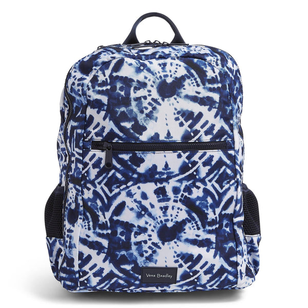 Grand Backpack-Island Tie-Dye-Image 1-Vera Bradley