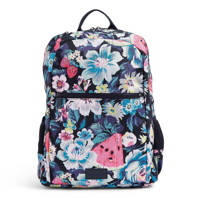 Grand Backpack-Garden Picnic-Image 1-Vera Bradley