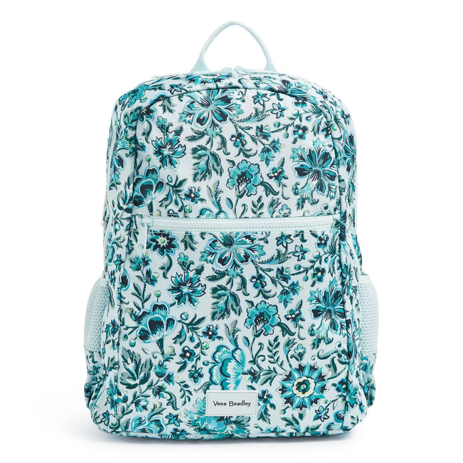 Grand Backpack-Cloud Floral-Image 1-Vera Bradley