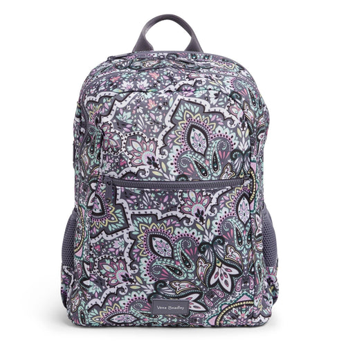 Grand Backpack-Bonbon Medallion-Image 1-Vera Bradley