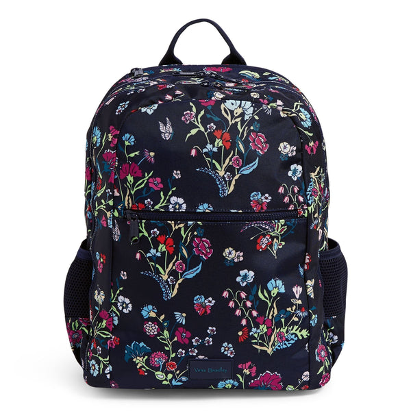 Grand Backpack-Itsy Ditsy Floral-Image 1-Vera Bradley