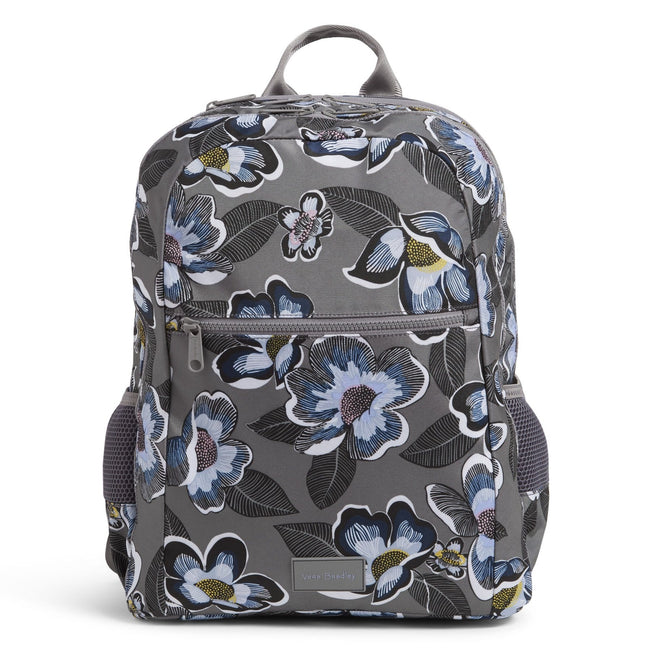 Grand Backpack-Blooms Shower-Image 1-Vera Bradley