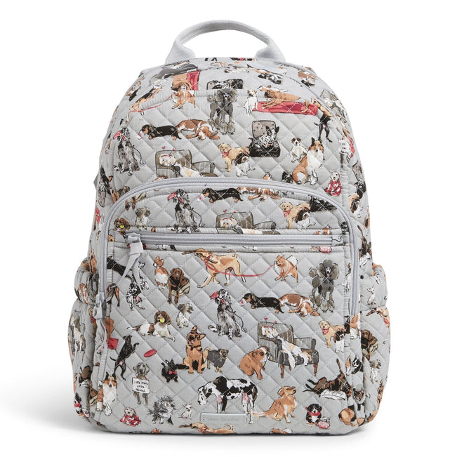 Campus Backpack-Best in Show-Image 1-Vera Bradley