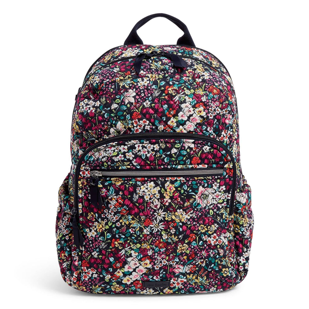 Campus Backpack-Itsy Ditsy-Image 1-Vera Bradley