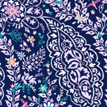 Inverted Umbrella-Belle Paisley-Image 3-Vera Bradley