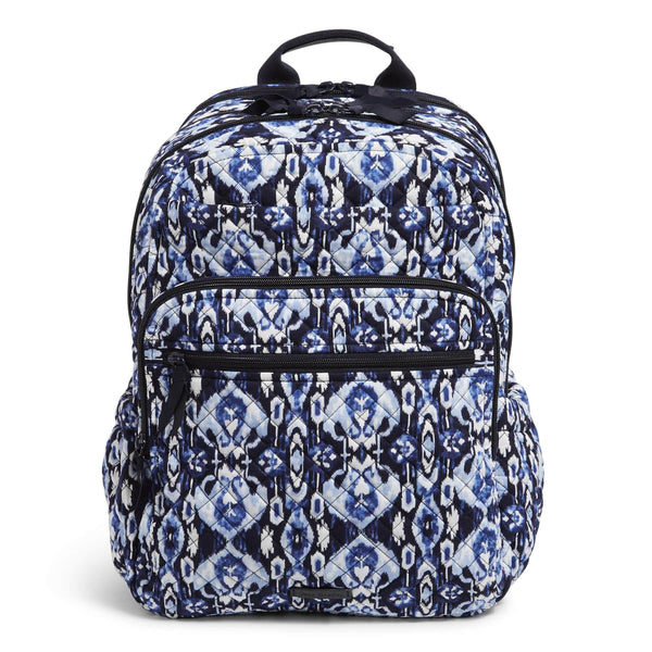 XL Campus Backpack-Ikat Island-Image 1-Vera Bradley