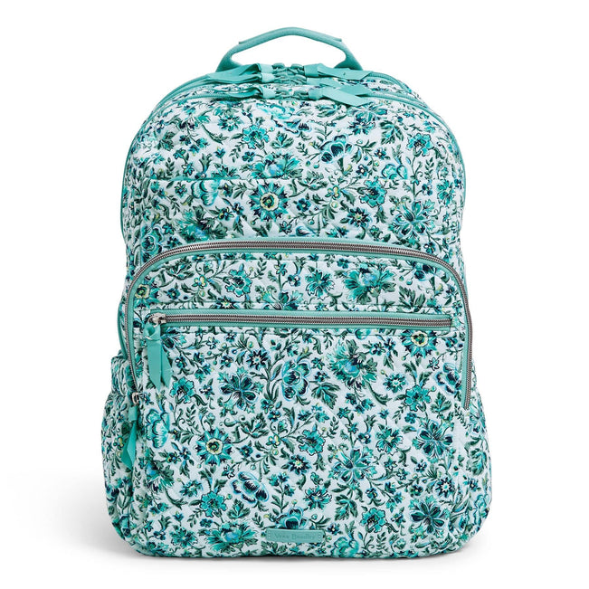 XL Campus Backpack-Cloud Vine-Image 1-Vera Bradley
