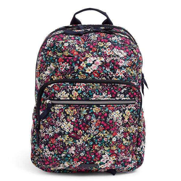 XL Campus Backpack-Itsy Ditsy-Image 1-Vera Bradley
