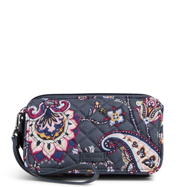 RFID All in One Crossbody-Felicity Paisley-Image 1-Vera Bradley