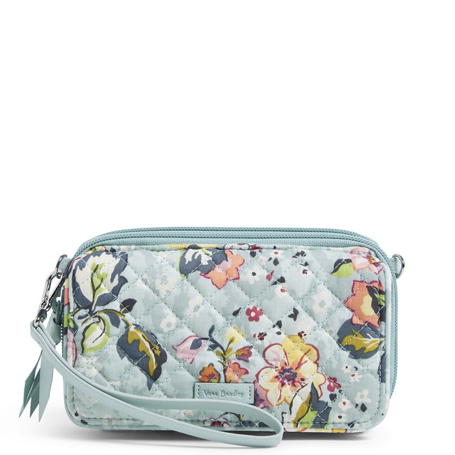 RFID All in One Crossbody-Floating Garden-Image 1-Vera Bradley
