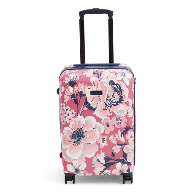 Hardside Small Spinner-Strawberry Grand Garden-Image 1-Vera Bradley
