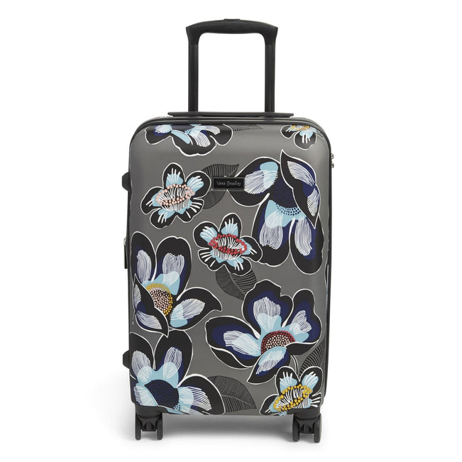Hardside Small Spinner-Grand Blooms Shower-Image 1-Vera Bradley