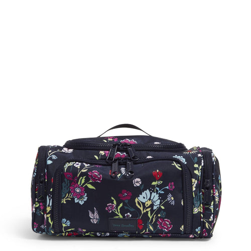 Large Travel Cosmetic-Itsy Ditsy Floral-Image 1-Vera Bradley