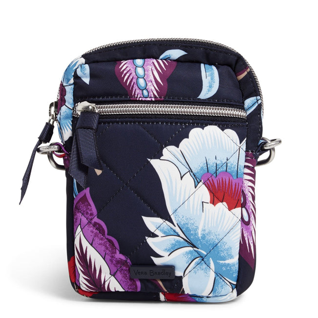 RFID Small Convertible Crossbody Bag-Mayfair in Bloom-Image 1-Vera Bradley