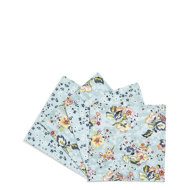 Napkin Set of 4-Floating Garden-Image 1-Vera Bradley
