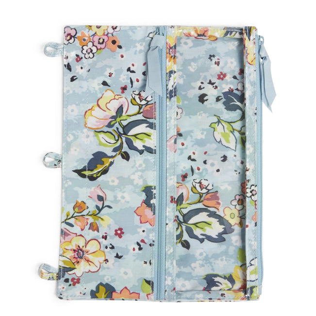 Pencil Pouch-Floating Garden-Image 1-Vera Bradley