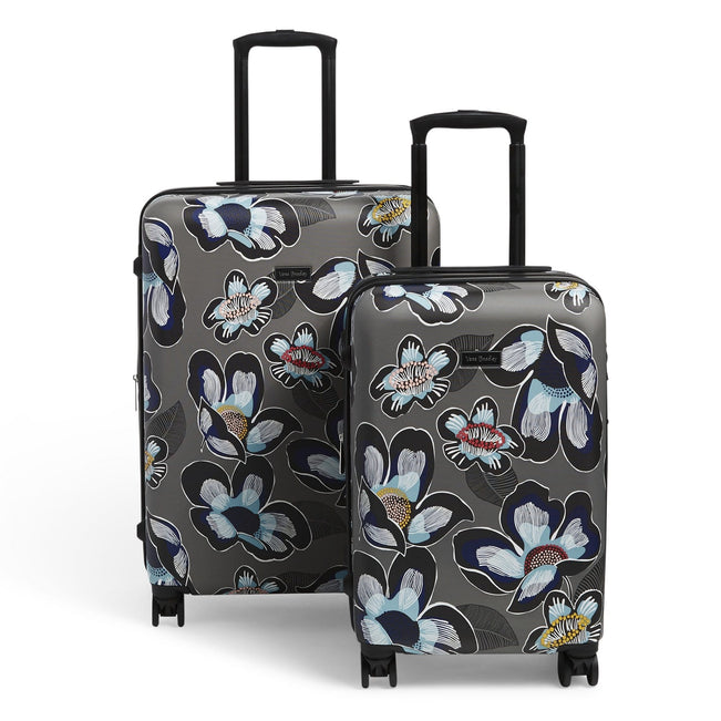 Hardside Spinner Luggage Set-Grand Blooms Shower-Image 1-Vera Bradley