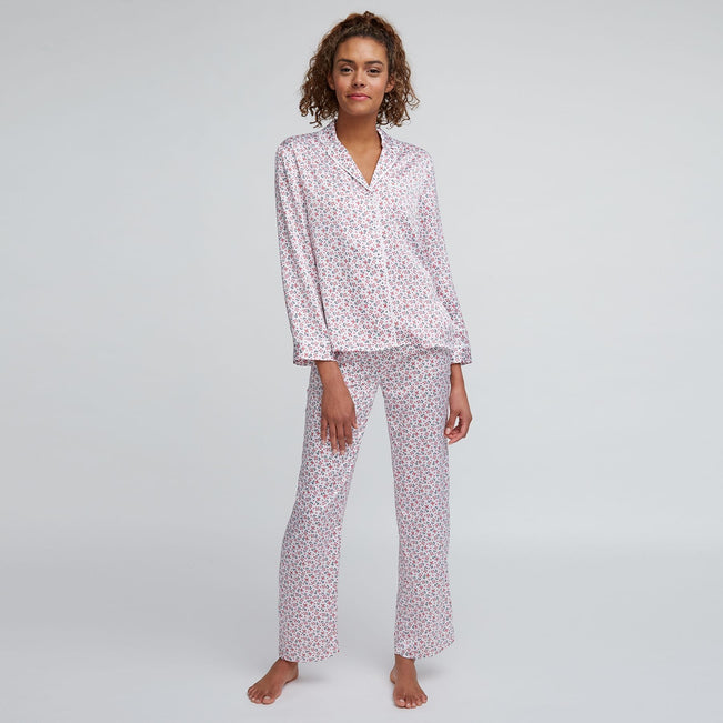 Piped Flute Sleepwear Collection-Image 1-Vera Bradley