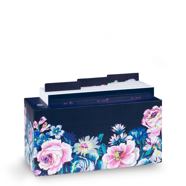 Desk Top Note Card Set-Garden Grove-Image 1-Vera Bradley