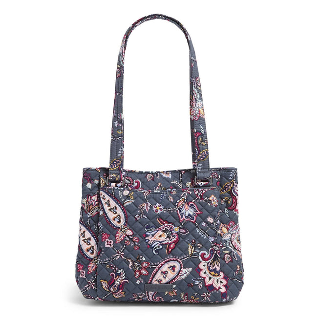 Multi-Compartment Shoulder Bag-Felicity Paisley-Image 1-Vera Bradley