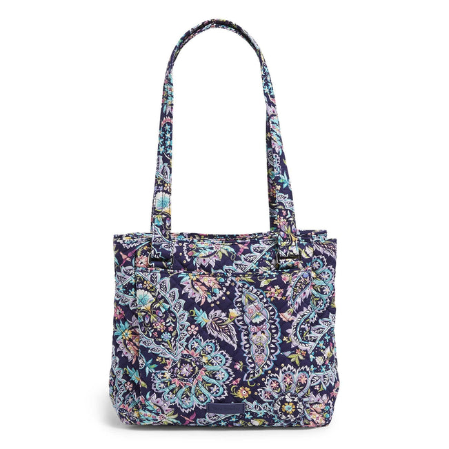 Multi-Compartment Shoulder Bag-French Paisley-Image 1-Vera Bradley