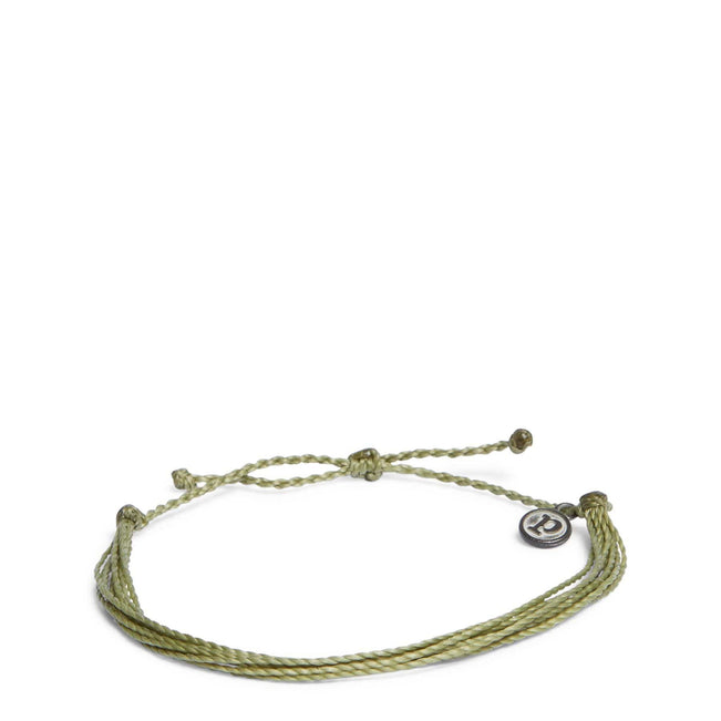 Pura Vida Bracelet for New Hope Girls-Sage Green-Image 1-Vera Bradley