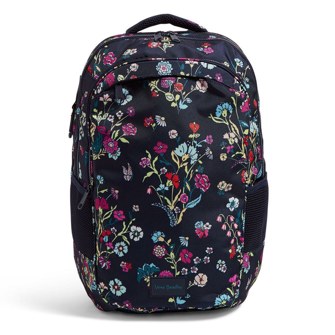 XL Backpack-Itsy Ditsy Floral-Image 1-Vera Bradley