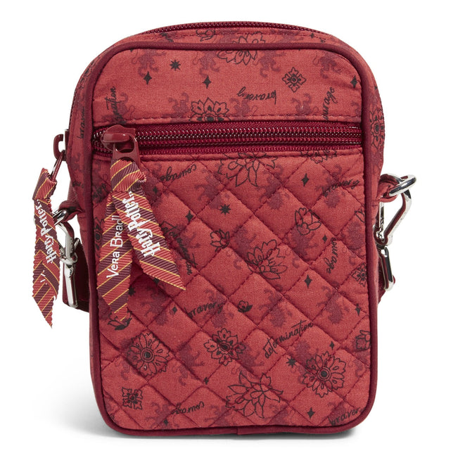 Harry Potter™ RFID Small Convertible Crossbody-Gryffindor™ Elements-Image 1-Vera Bradley