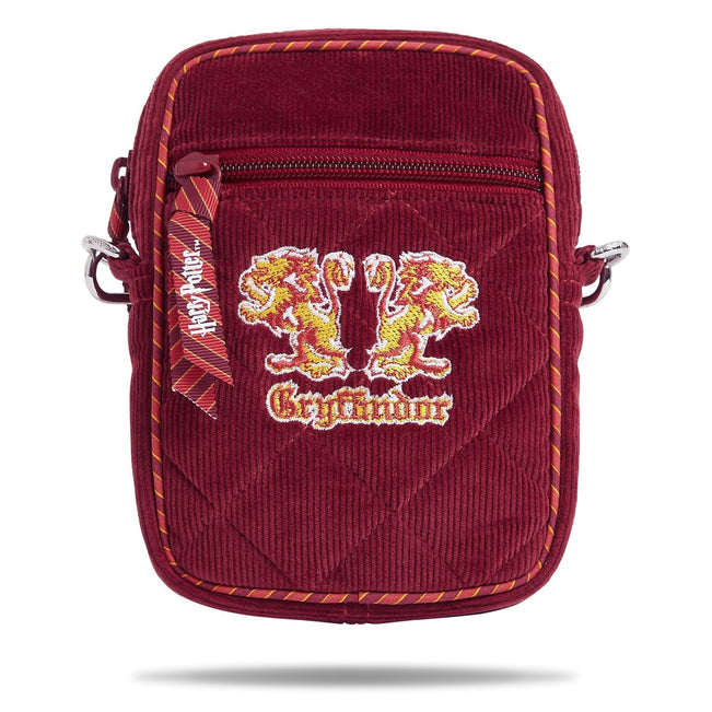 Harry Potter™ RFID Small Convertible Crossbody-Gryffindor™-Image 1-Vera Bradley