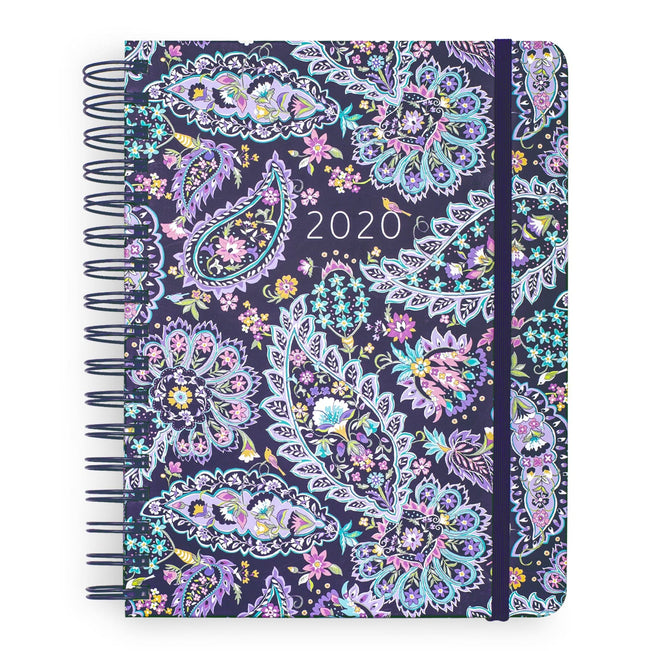 17 Month Large Planner-French Paisley-Image 1-Vera Bradley