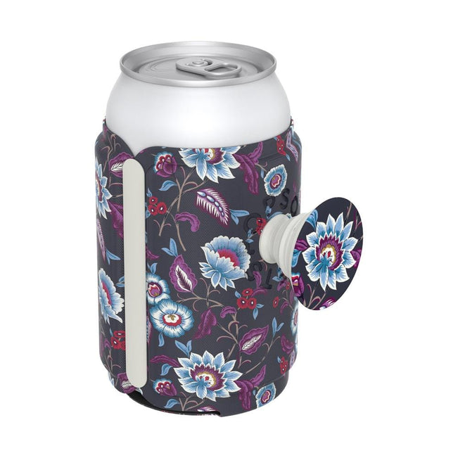 PopSockets® PopThirst Can Holder-Mayfair in Bloom-Image 1-Vera Bradley