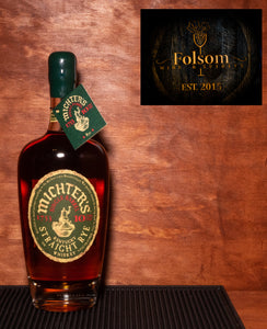 MICHTER'S 10 YEAR RYE 750ml