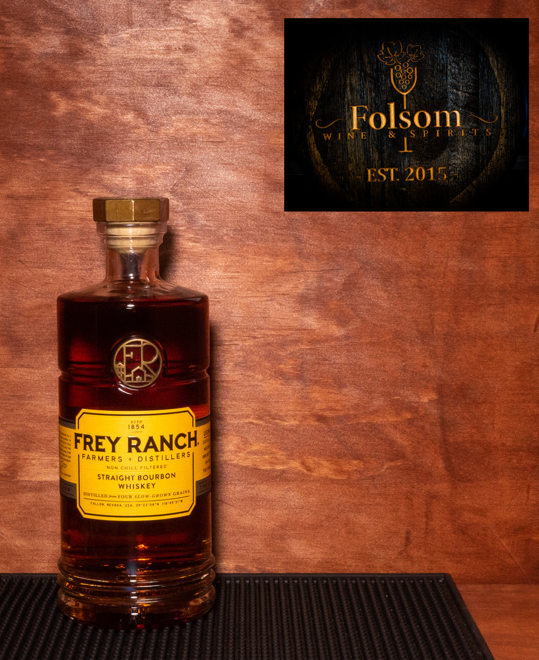 FREY RANCH BOURBON