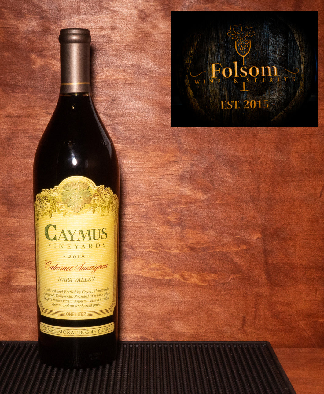 CAYMUS 1 LTR