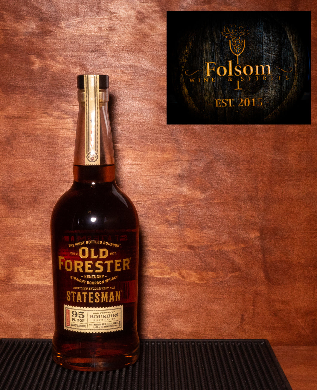 OLD FORESTER STATESMEN