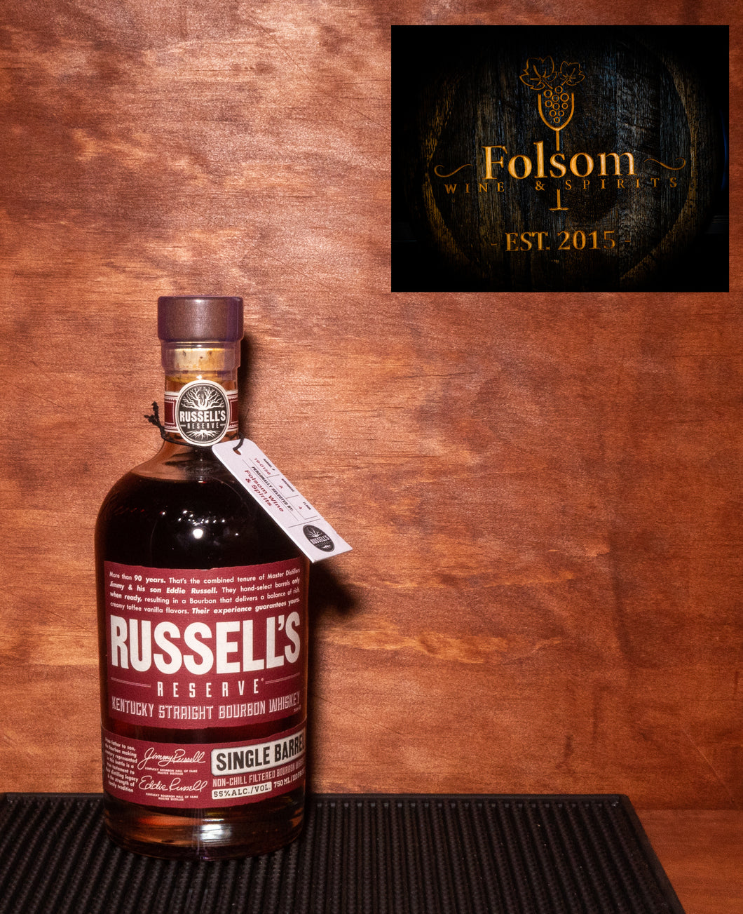 RUSSELS RESERVE SINGLE BARREL (STORE PICK)