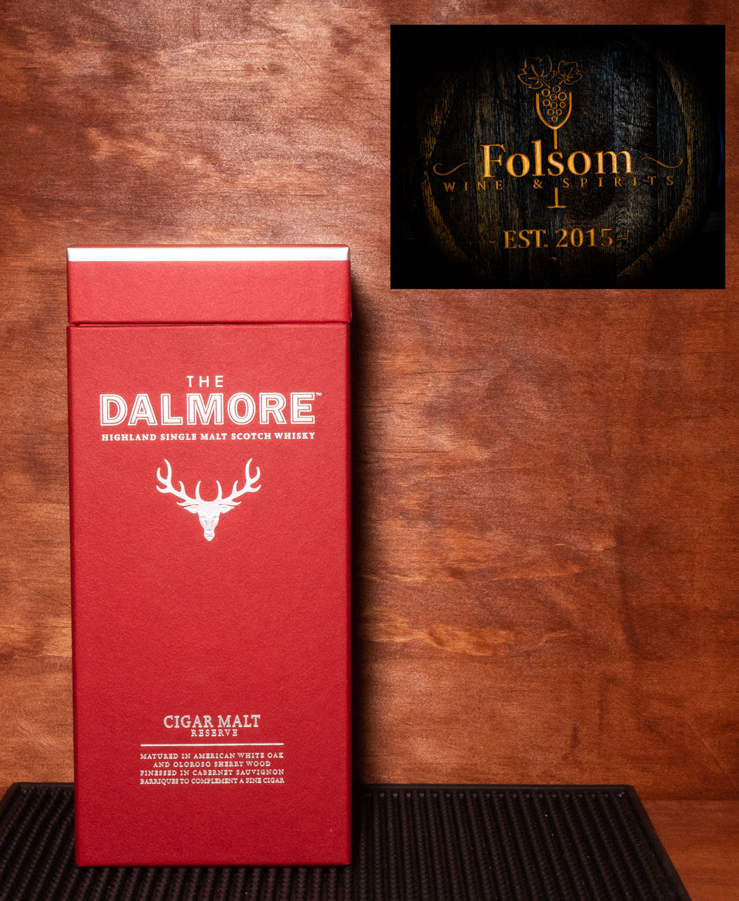 THE DALMORE CIGAR BLEND