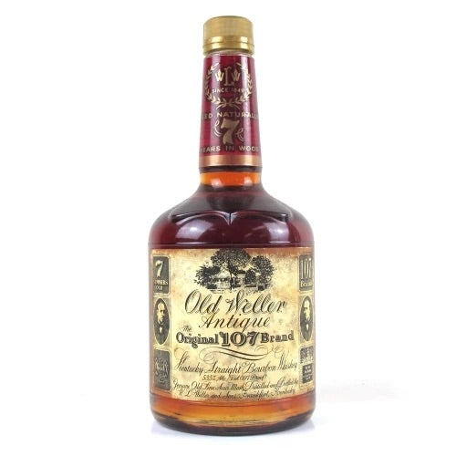 OLD WELLER 107 ANTIQUE 7 YEAR OLDER BOTTLING 750ML
