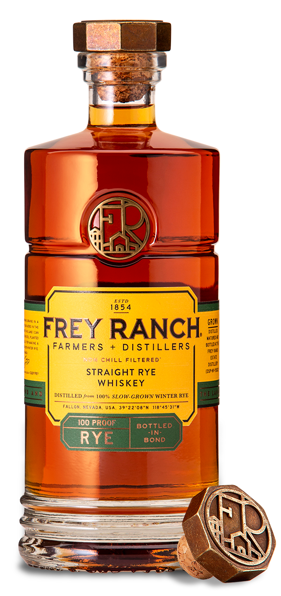 FRYE RANCH RYE 750ML