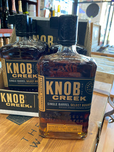 KNOB CREEK SINGLE BARREL SELECT BOURBON