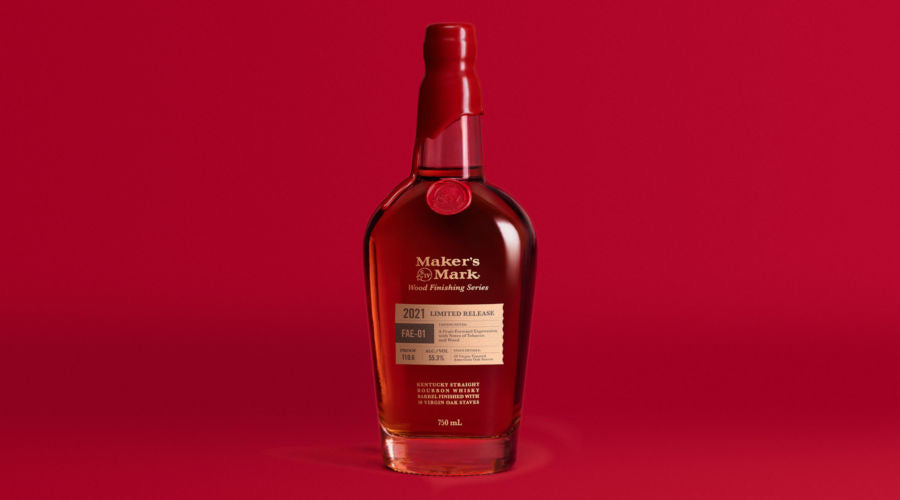 Maker's Mark® Wood Finishing Series 2021 Limited Release: FAE-01