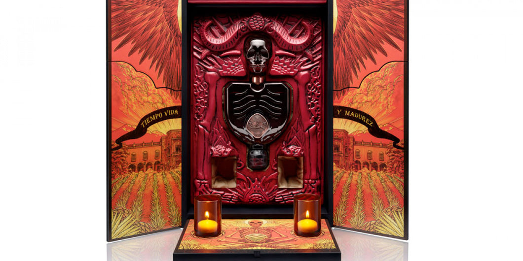 PATRON DAY OF THE DEAD 750ML