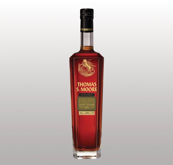 Thomas S. Moore Kentucky Straight Bourbon Finished in Cabernet Sauvignon Casks