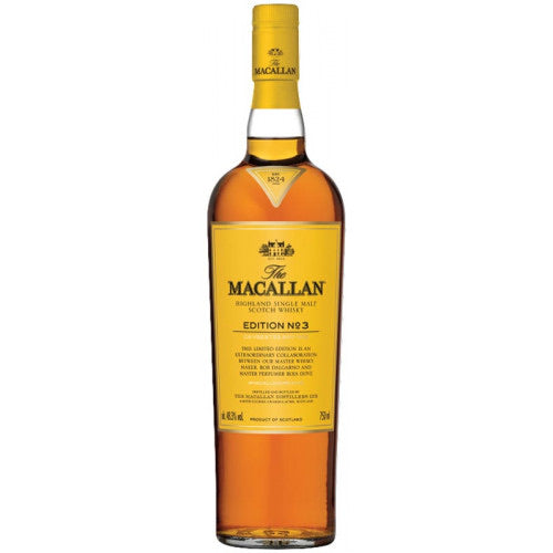 MACALLAN EDITION 3 750ML