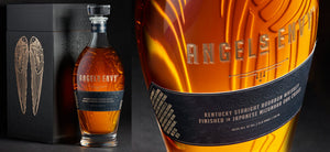 ANGEL'S ENVY Kentucky Straight Bourbon Whiskey Finished in Japanese Mizunara Oak Cask