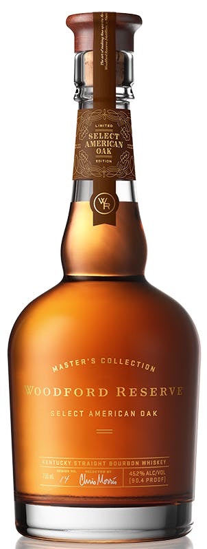 WOODFORD RESERVE SELECT AMERICAN OAK 750ML