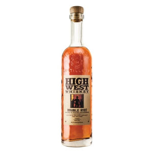 HIGHWEST DOUBLE RYE 750ML