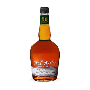 W.L WELLER SPECIAL RESERVE OLD LABEL 750ML
